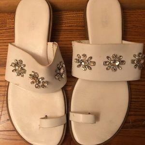 Michael Kors Bling Casual Slide Sandals